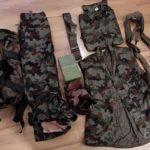 Cenovno ugodna vojaška oblačila