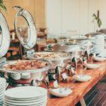 Catering cena na osebo – podatek lahko najdete na spletu