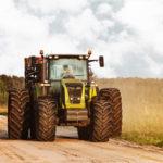Vrtni traktorji so krasni za večje travnate površine